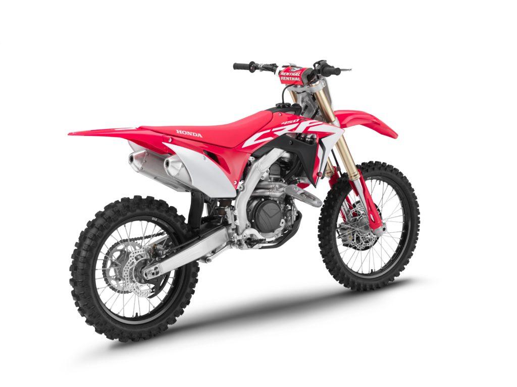 24052018 Presentata La Nuova Honda Crf450r 2019 Redmoto Srl
