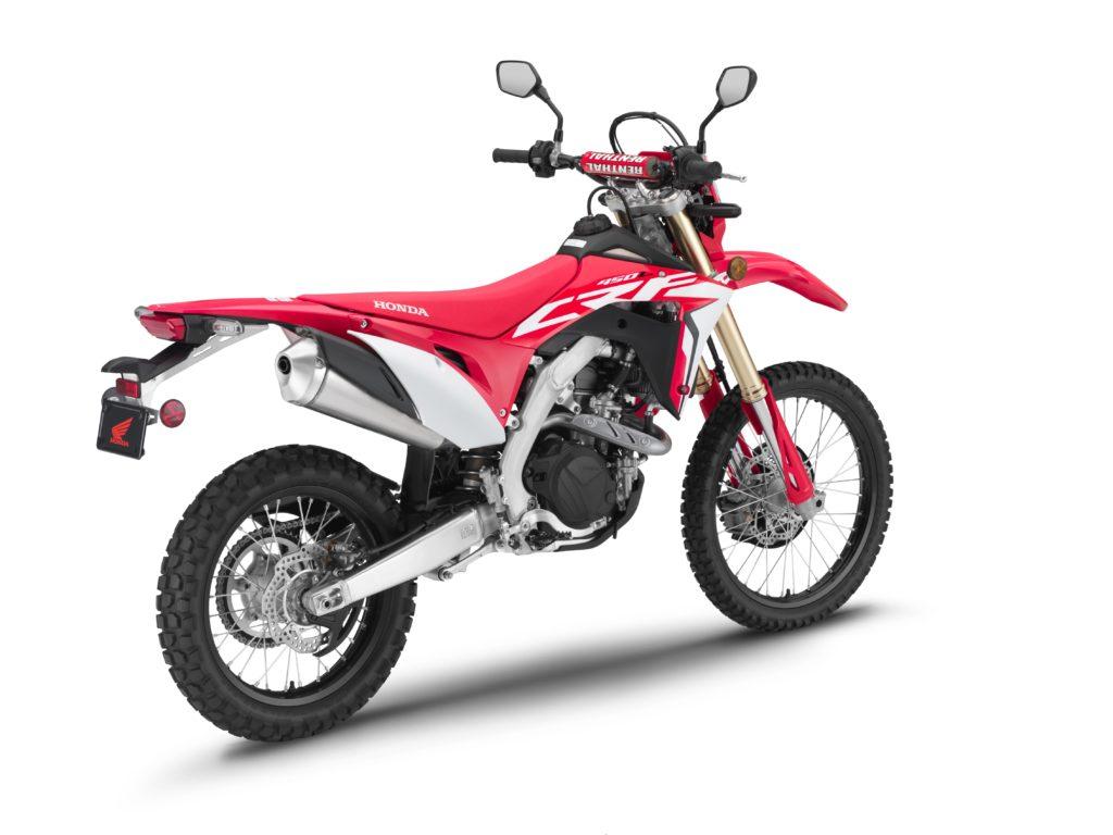 24052018 Presentata La Nuova Honda Crf450l 2019 Redmoto Srl