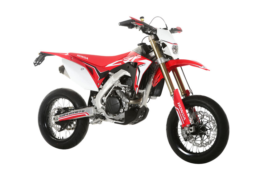 New Redmoto Honda CRF450RX and RXC released for 2017